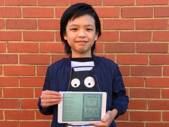 6岁开始学编程,10岁开发5款APP,这个小男孩要逆天!