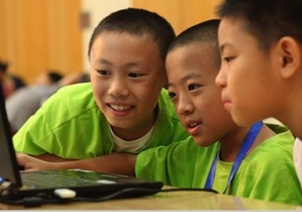 """带着10个""""互联网原住民""""学少儿编程是种怎样的体验?-少儿编程教育网"""