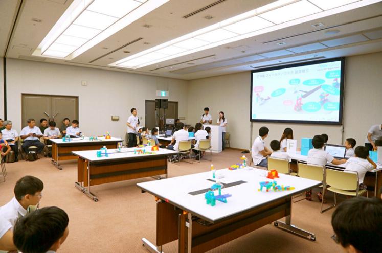 """机器人编程""""跨国对抗赛""""给你看看中国和日本STEM教育的不同-少儿编程教育网"""