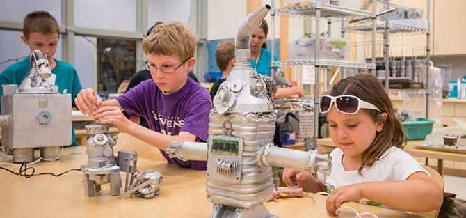 市场上那么多机器人教育培训,关于课程体系我们有这些疑问