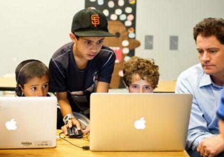 少儿编程培训哪家好?让孩子通过网络自学编程更靠谱!