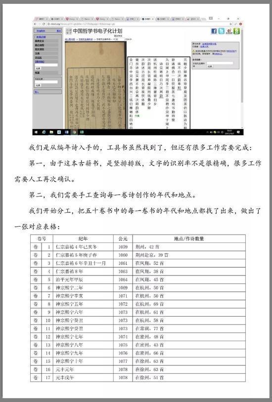 这群清华附小学生用大数据编程分析苏轼,还写了23篇论文!-少儿编程教育网