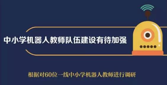 中国电子学会:2017中小学机器人STEM教育研究