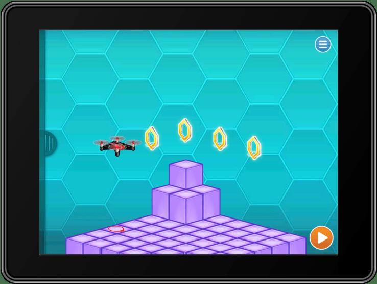Tynker少儿编程游戏,让孩子们学习编程控制无人机和机器人!-少儿编程教育网