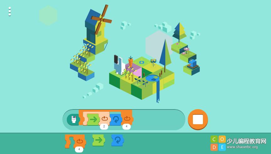 Google纪念少儿编程50周年,有趣的编程小游戏等你来玩!-少儿编程教育网