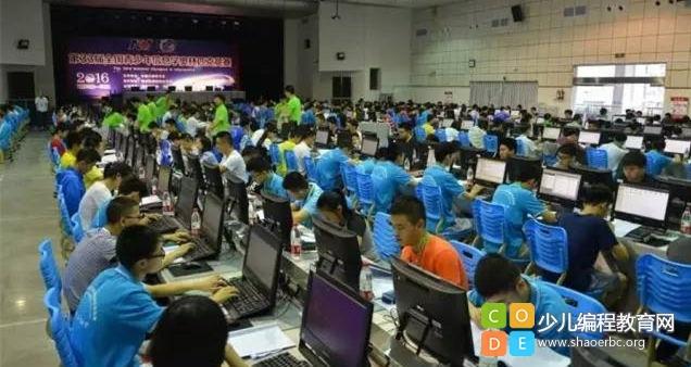 一位编程少年与信息学竞赛的幸福之约-少儿编程教育网