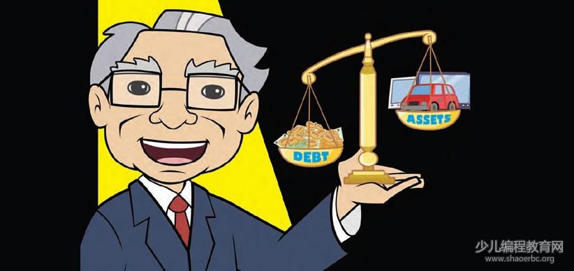 股神巴菲特亲自创作的孩子「财商」教育漫画,限时免费领取!