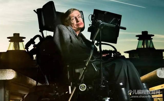 霍金编剧的科普大片「与霍金一起了解宇宙」,带孩子走进茫茫宇宙!-少儿编程教育网