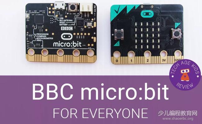 英国BBC推出少儿编程电脑micro:bit,助力孩子的编程梦!