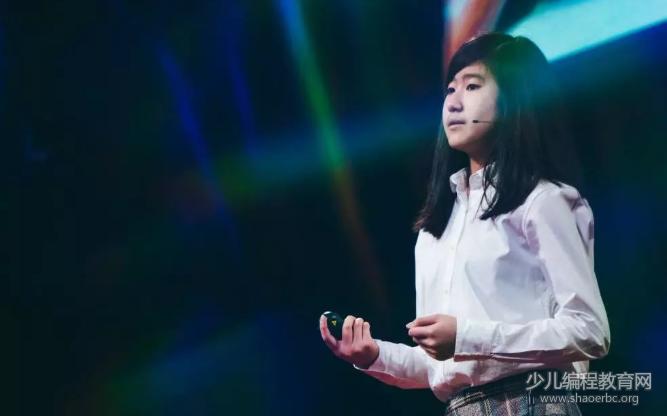 14岁华裔女孩为老年痴呆的奶奶编程开发APP,比尔盖茨为她点赞!