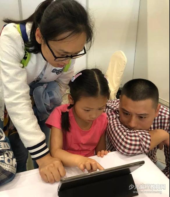 贝尔科技嘉年华:我家孩子就是冲着你们来的!-少儿编程教育网