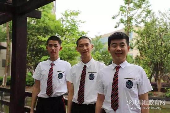 这所初中建校才3年,为什么多个学生被清华北大提前录取?-少儿编程教育网