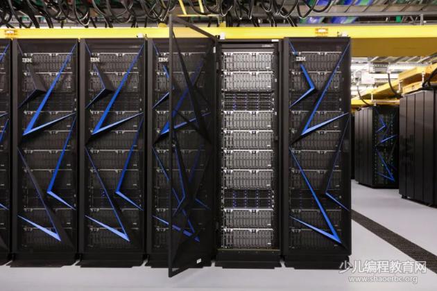"""美国战胜中国神威超级计算机,夺回全球超算""""霸主""""地位!-少儿编程教育网"""
