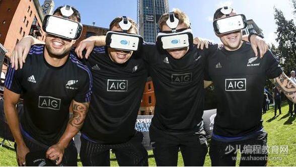 辅助裁判、芯片足球、AI预测,2018世界杯还有哪些黑科技?-少儿编程教育网