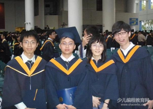 陈启峰:弃清华而去的信息学金牌大牛,28岁成港科大教授!-少儿编程教育网