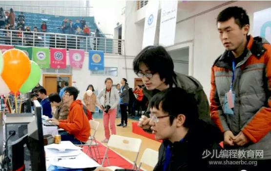 金策:两项世界冠军的最强王者,冉冉升起的未来之星!-少儿编程教育网