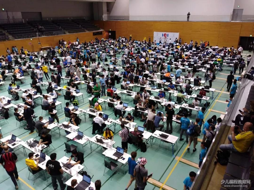 中国队斩获2018国际信息学奥林匹克竞赛IOI团体第一!-少儿编程教育网