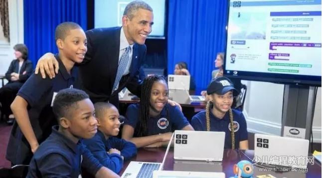 少儿编程教育这么火热,我家孩子究竟有没有必要学?-少儿编程教育网