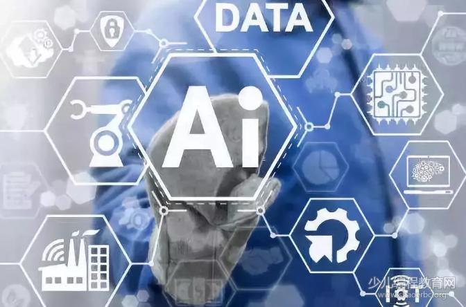 中国首部中小学人工智能教材出炉,上海部分学校已经试点!-少儿编程教育网