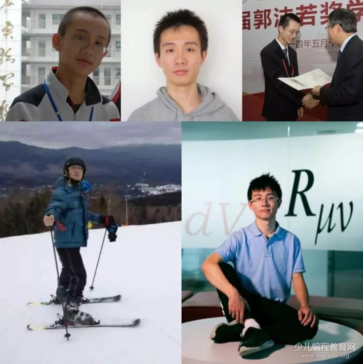 自古英雄出少年,22岁中国少年博士入选2018年Nature十大人物!-少儿编程教育网