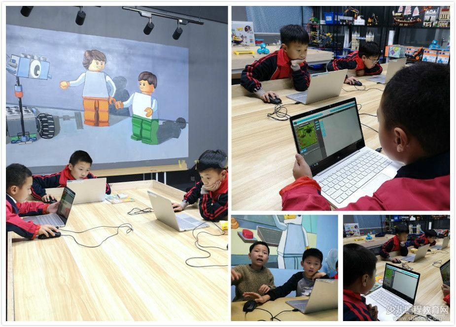 2018编程一小时 | 浙江省丽水市第一次组织少儿编程一小时活动!-少儿编程教育网