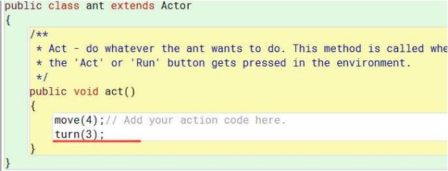 Java少儿编程神器Greenfoot(6)键盘控制-少儿编程教育网