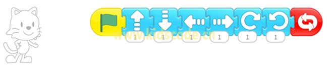 ScratchJR少儿编程启蒙教程:第四章:猜猜看游戏-少儿编程教育网